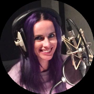 Zuzana Ritchie Slovak female voiceover Headshot
